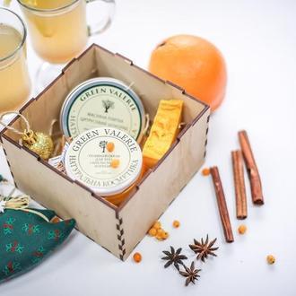 Подарочный набор цитрусовый