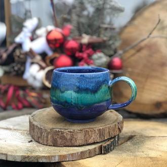 Керамическая чашка 350 мл