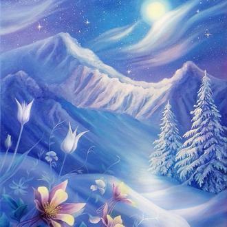 Картина ''Зимнее чудо'