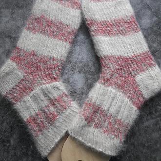 Носки из собачьей шерсти 33-34 размер