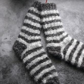 Носки из собачьей шерсти 44-45 размер