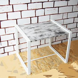 Журнальный стол, кофейный столик, Loft, Industrial, Лофт