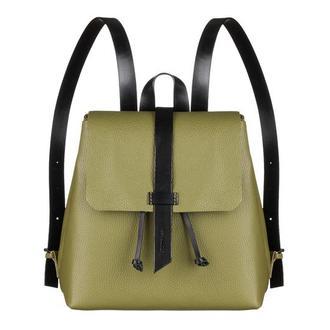 """Женский рюкзак """"Глория"""" Олива 1_0001[Size]_GLR"""