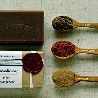 Ayurvedic soap PITTA. Аюрведическое мыло Питта