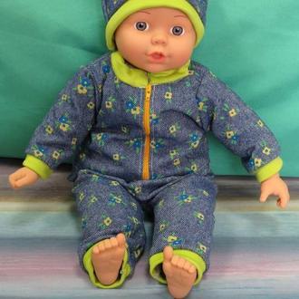 Одежда для куклы Реборн