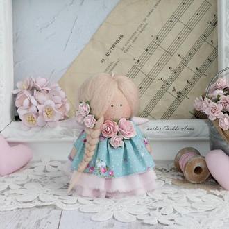Интерьерная, текстильная кукла Отличный подарок