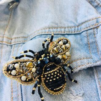 Брошь Пчела