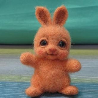 Заяц маленький