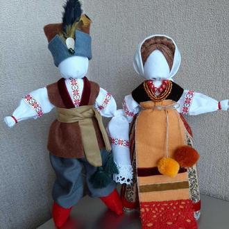 Кукла - мотанка Неразлучники