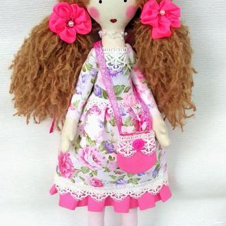 Кукла тильда Кэтти 40 см