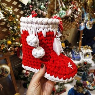 Сапожок Деда Мороза