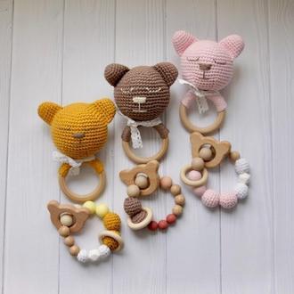 Набор грызунков «Мишка»