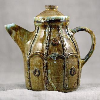 Чайник гончарний