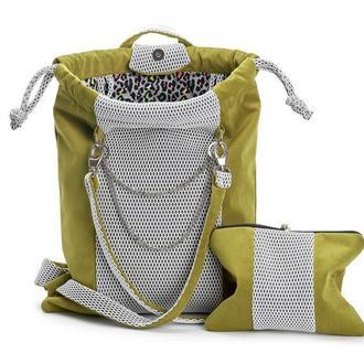 Рюкзак оливковый цвет