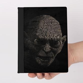 Деревянный блокнот с гравировкой, записная книжка, скетчбук, Властелин колец,  The Lord of the Rings