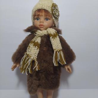 Зимовий набір одягу для ляльок виробника 32 см Paola Reіna