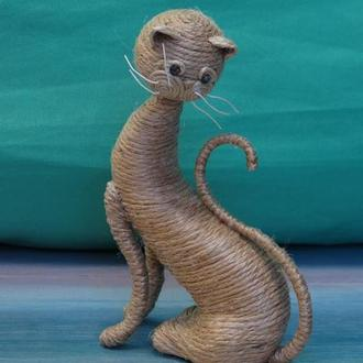 Кот статуэтка