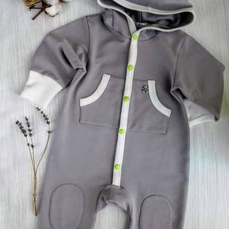 Ромпер для малыша (человечек )