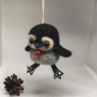 пингвин малыш