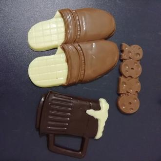 Шоколад. Шоколад на новый год