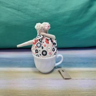 Кукла для кухонного декора