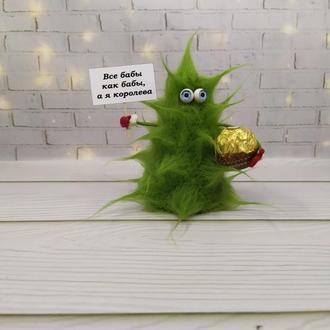 Сувенир ёлка новогодняя декор