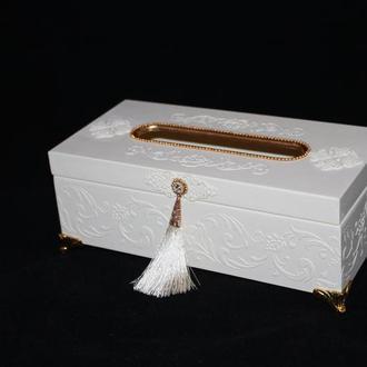 Салфетница-шкатулка Верона
