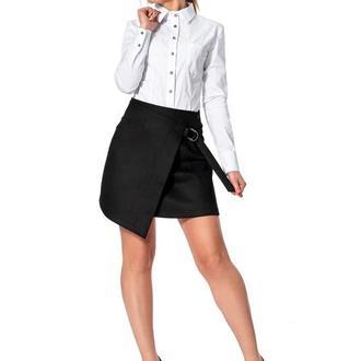 Женская юбка на запах