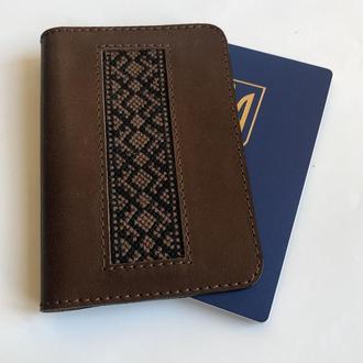 Обложка для документов, обложка для паспорта, обкладинка  на паспорт