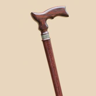 Стильна трость для ходьби з класичною ручкою, заказна довжина та колір! Палка для ходьбы.