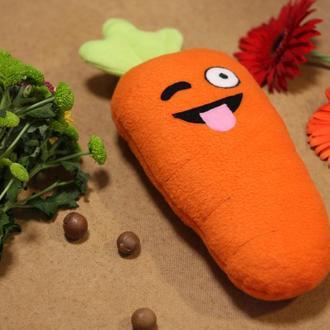 Морковь мягкая подушка