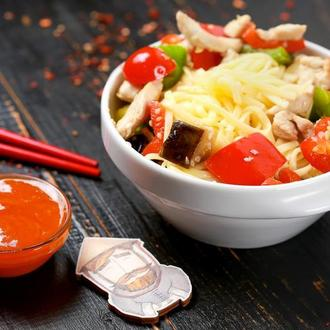Китайський кисло-солодкий соус, 250 мл