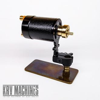 Роторная тату машинка универсальная от KRV Machines (Украина)