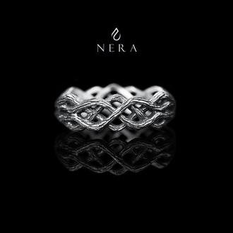 "Кольцо (кольцо) ""Айнон"". Серебро (серебро)925"
