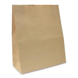 Пакет крафт без ручек(размеры разные)