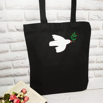Шоппер, сумка для покупок, торбинка, еко-сумка