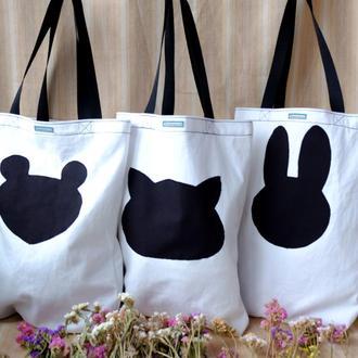 Эко сумка , сумка для покупок, шоппер, сумка- пакет, эко торба