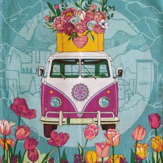 Набор вафельных полотенец Сладкие путешествия