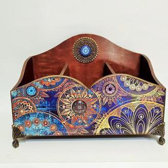 Органайзер для косметики, Короб для хранения