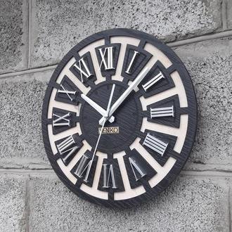 Невероятно крутой дизайн настенных часов, необычные настенные часы, деревянные часы