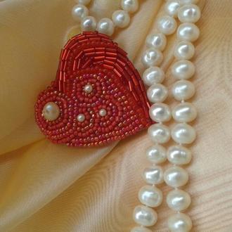 Червоне сердце