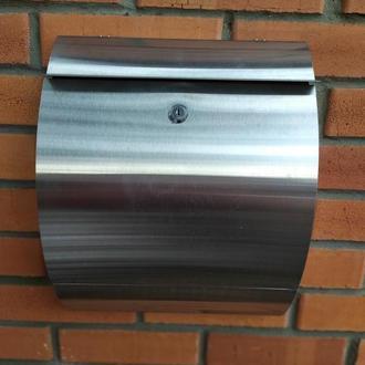 Ящик почтовый с нержавеющей стали