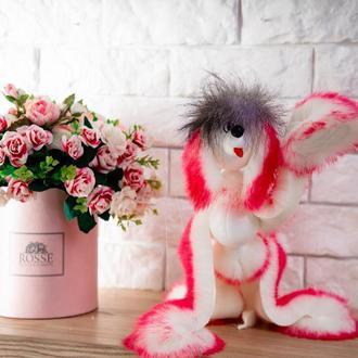 собачка-марионетка (Роза)