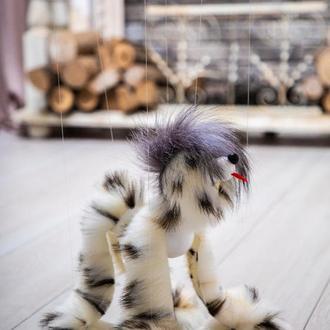собачка-марионетка (Лайк)