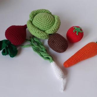 Овощи для игры