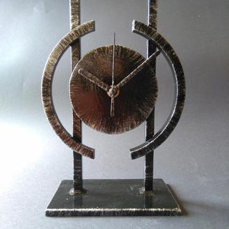 """Настольные часы в стиле """"минимализм"""""""