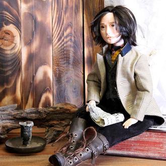 Коллекционная будуарная кукла