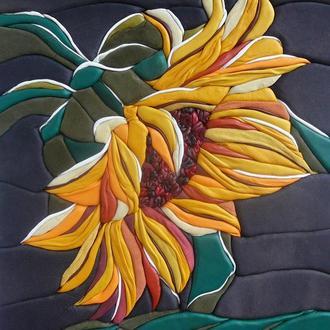 Цветок подсолнечный
