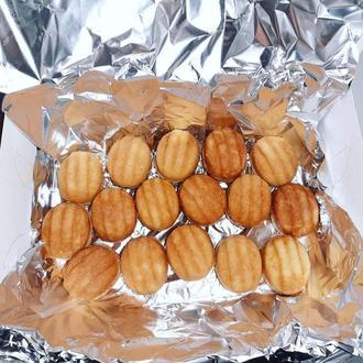 Орешки со сгущенкой ( большие)