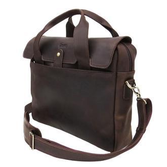 Мужская повседневная сумка-портфель из натуральной кожи RС-1812-4lx TARWA